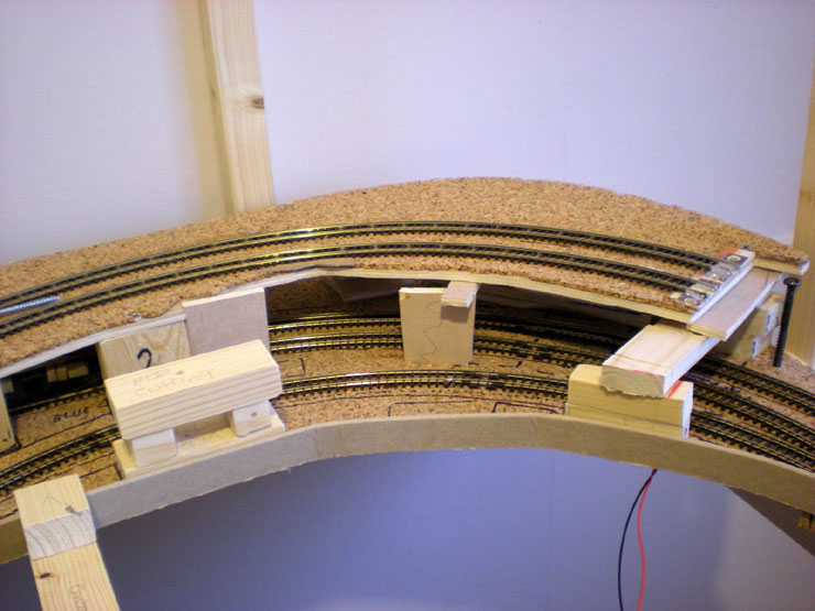 Layout construction