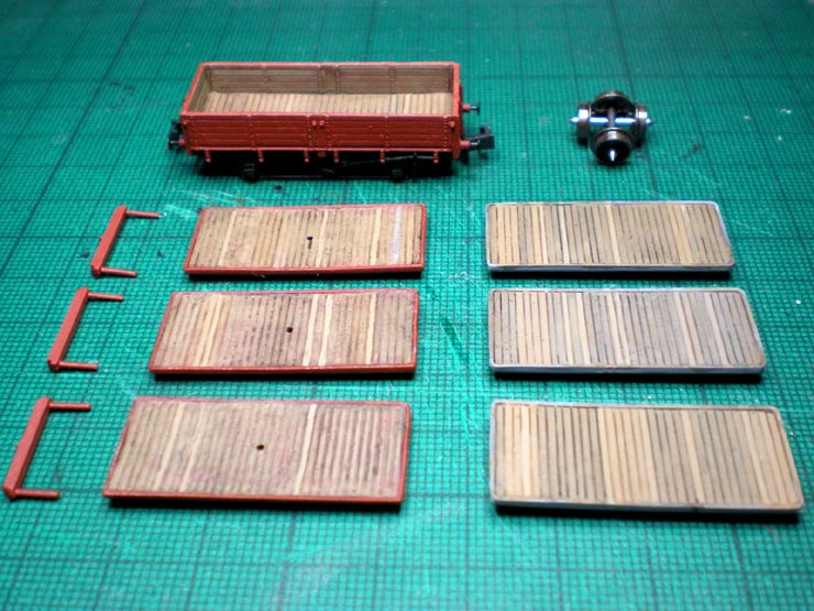 Grouping workbench