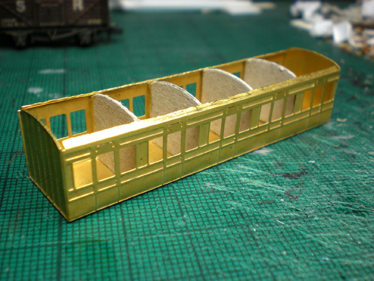 Carriage work